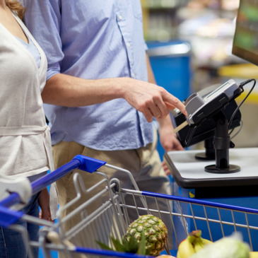 Technology: Mobile Payments And Self-Checkouts Let Customers Skip Lines, Save Time