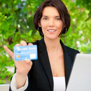 PayPal credit card industry