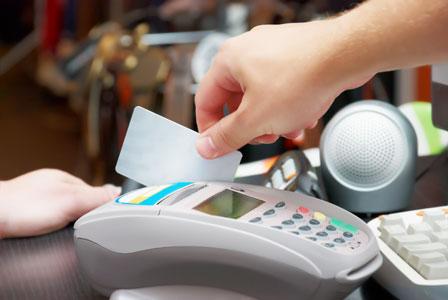 Delays Credit Card Reader