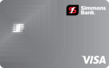 Simmons Bank: {Simmons Visa®}
