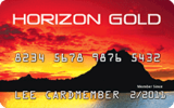 Horizon Card Services: {Horizon Gold}