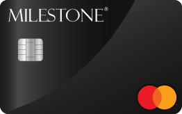 The Bank of Missouri: {Milestone® Mastercard® - Bad Credit Considered}