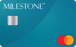 The Bank of Missouri: {Milestone® Mastercard® - Unsecured For Less Than Perfect Credit}
