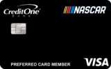 Credit One Bank®: {Official NASCAR® Credit Card from Credit One Bank®}