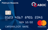 Amalgamated Bank of Chicago: {Amalgamated Bank of Chicago Platinum Rewards Mastercard® Credit Card}
