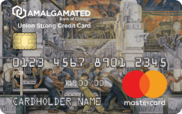 Amalgamated Bank of Chicago: {Amalgamated Bank of Chicago Union Strong Mastercard® Credit Card}