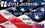 The Bank of Missouri: {First Access American Pride Visa® Credit Card}