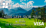 The Bank of Missouri: {First Access Sunny Days Visa® Credit Card}