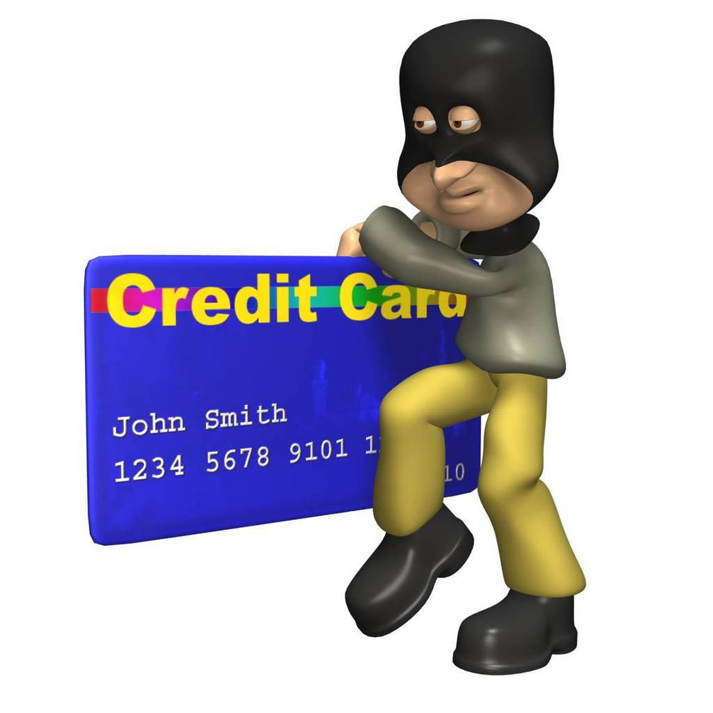 credit card fraud: Common Sense Your Best Defense Against Identify Theft