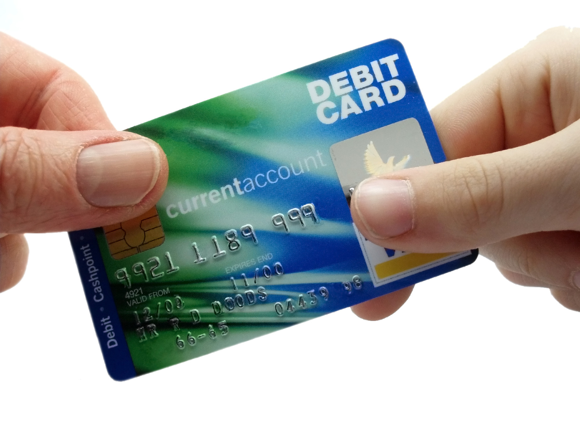 credit card companies: Debit Card Gaining Popularity, Now Includes Rewards