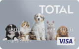 The Bank of Missouri: {Total Visa® Unsecured Credit Card}